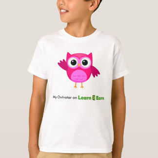Anya's Owlvatar T-Shirt