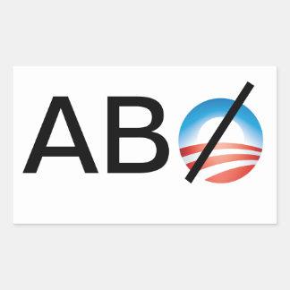 Anybody But Obama Sticker