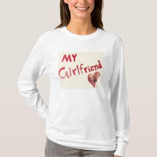 Anyone But Me My Girlfriend - tshirt