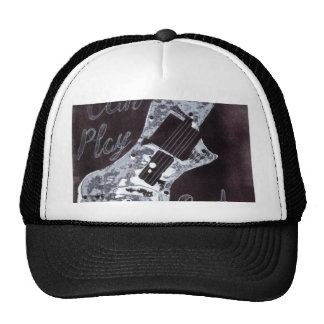 Anyone Can Play Guitar Trucker Hat