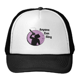 Anyone Can Sing Trucker Hat