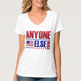 Anyone Else 2016 Red, White, & Blue T-Shirt