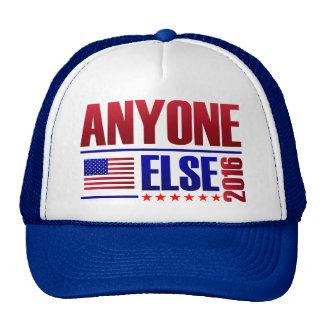 Anyone Else 2016 Red, White, & Blue Trucker Hat