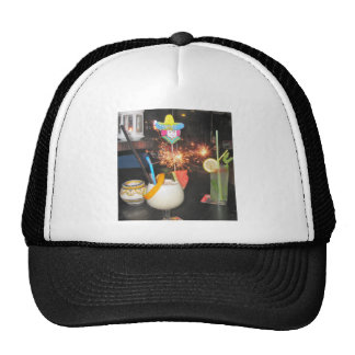 Anyone for a Cocktail Trucker Hat