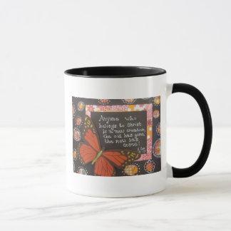 Anyone Who Belongs to Christ is a New Creation Mug