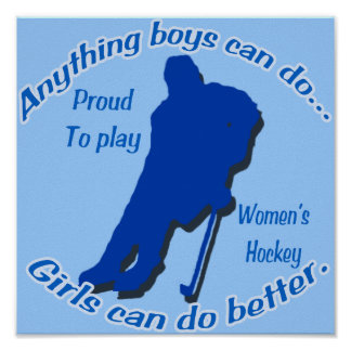Anything Boys Can Do... Poster