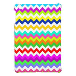 Anything But Gray Chevron Cover For The iPad Mini