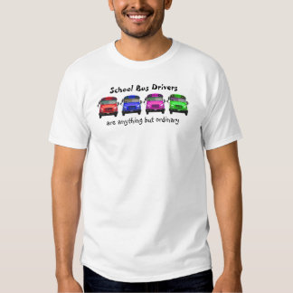 Anything but ordinary t shirt