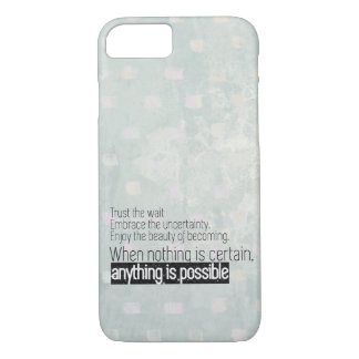Anything is possible iPhone 8/7 case