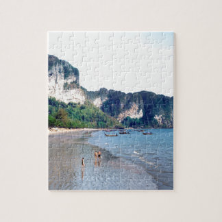 Ao Nang Beach, Krabi Jigsaw Puzzle