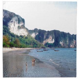 Ao Nang Beach, Krabi Napkin