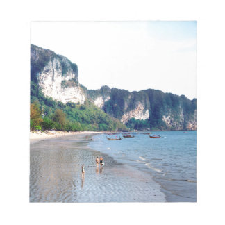 Ao Nang Beach, Krabi Notepad