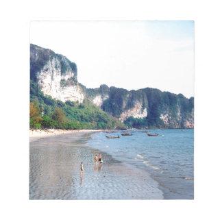 Ao Nang Beach, Krabi Notepads