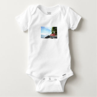 Ao Nang Sunset Beach Baby Onesie