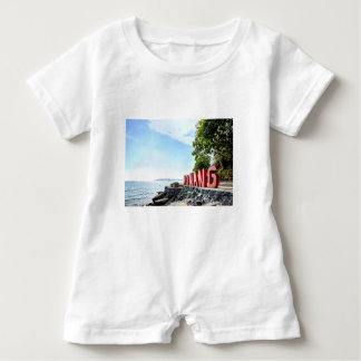 Ao Nang Sunset Beach Baby Romper