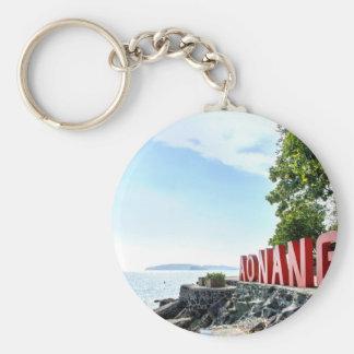 Ao Nang Sunset Beach Keychain