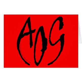 AOG 1 CARD