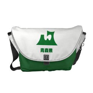 Aomori Kamon Messenger Bag