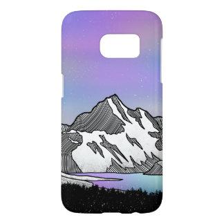 Aoraki Mount Cook NZ Samsung Galaxy S7 Case