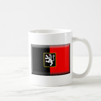 Aosta Valley Flag Coffee Mug
