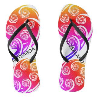 AOTEAROA flipp floops new zealand Flip Flops