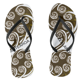 AOTEAROA flipp floops new zealand Flip Flops