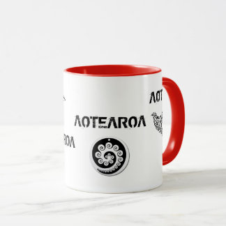 AOTEAROA Kiwi New Zealand cup