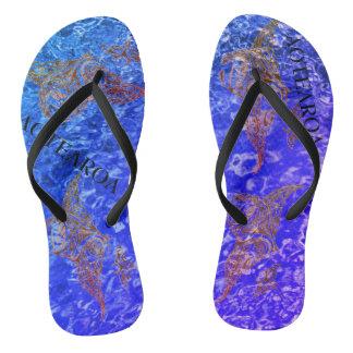 aotearoa manta ray flip flops