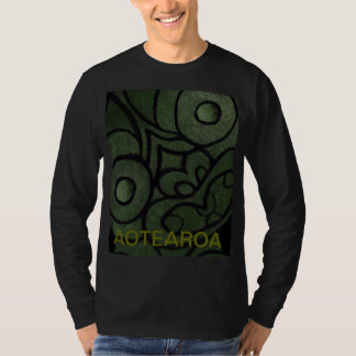 AOTEAROA MAORI TIKI T-Shirt