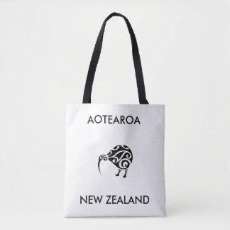 aotearoa new zealand kiwi 1 tote bag