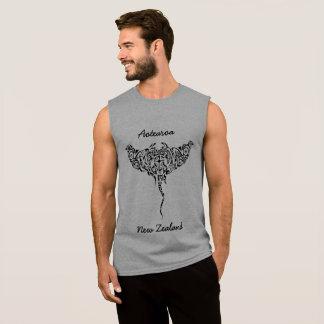 aotearoa new zealand stingray sleeveless shirt