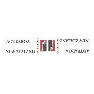 AOTEAROA NEW ZEALAND table runner throw