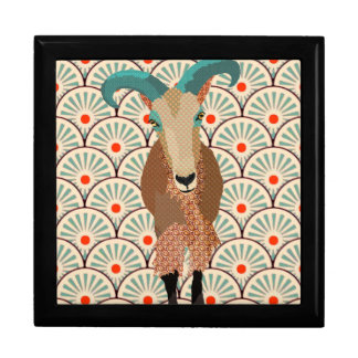 Aoudad Vintage Gift  Box Gift Boxes