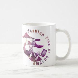 Aoyama straw mat pine coffee mug