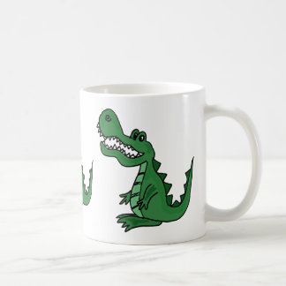 AP- Funny Gator Mug