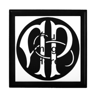 AP Monogram Keepsake Boxes