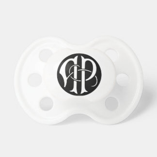 AP Monogram Pacifier