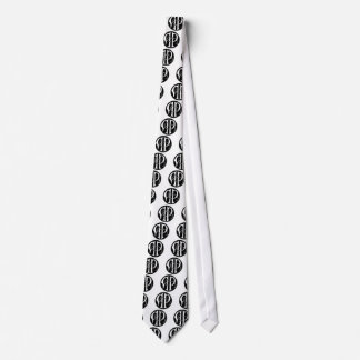 AP Monogram Tie