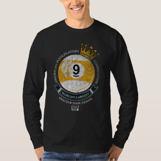 APA 9 Ball Crown T-Shirt
