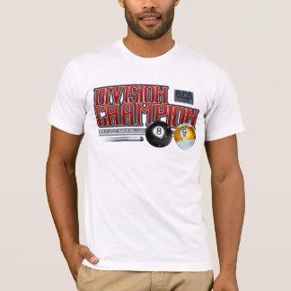 APA Division Champs 8 and 9 Ball T-Shirt