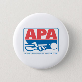 APA Original Logo 2 Inch Round Button