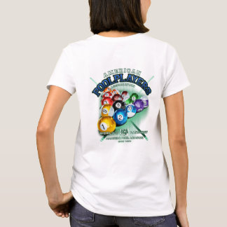 APA Pool Rack 2016 T-Shirt