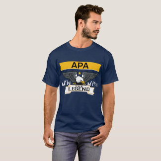 APA THE MAN THE MYTH THE LEGEND T-Shirt