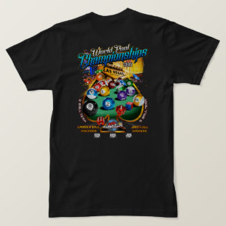 APA World Pool Championships 2017 T-Shirt