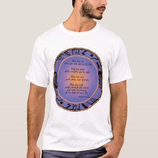 Apache Blessing tee shirt