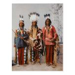 Apache Chiefs Garfield Ouche Te Foya 1899