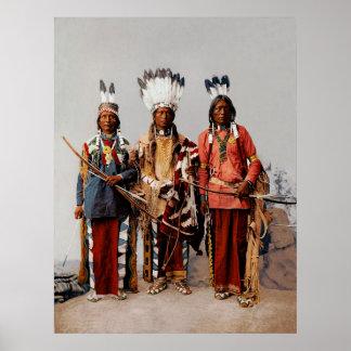 Apache chiefs poster