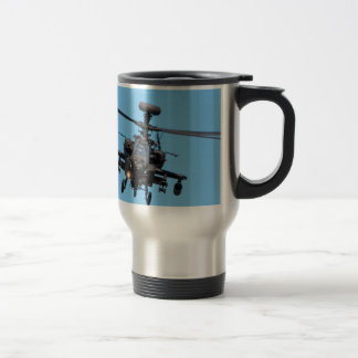 Apache Helicopter Travel Mug