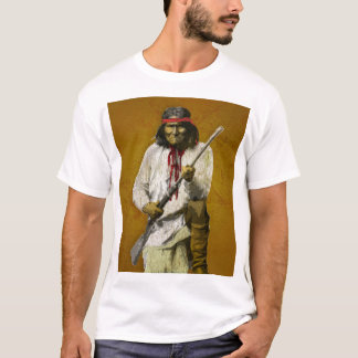 Apache Indian T-Shirt
