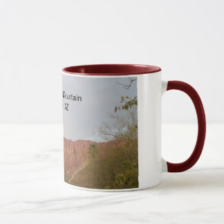 Apache Leap Mountain, Superior, AZ Mug